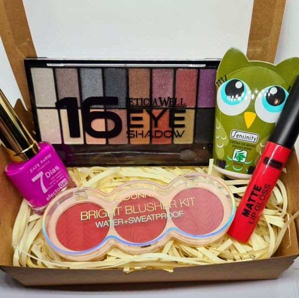 Pack maquillaje beauty.